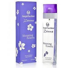 Sergio Tacchini Donna <b>Blooming Flowers</b>, купить <b>духи</b>, отзывы и ...