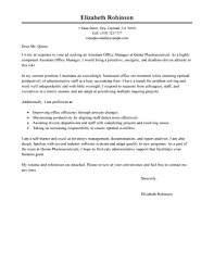 best assistant manager cover letter examples livecareer edit
