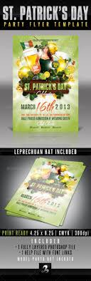 best images about nightlife poster flyer st patrick s day party flyer template 3