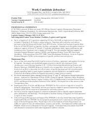 Email Resume Template Resume Templates  Email Marketing Specialist