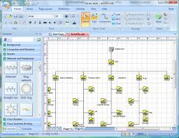 visio network diagram replacement software   better solution for    visio active directory diagram