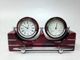Купить <b>Прибор настольный</b> (<b>часы</b>,<b>термометр</b>, ручка) Noname в ...
