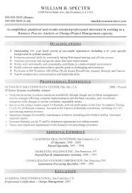it systems analyst sample resume from resume writers  comit systems analyst sample resume