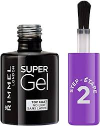 Buy <b>Rimmel Super Gel</b>, Top Coat, 12ml Online at Low Prices in India ...