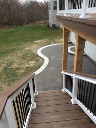 covered patio freedom properties: columbus deck and patio combinations img  columbus deck and patio combinations