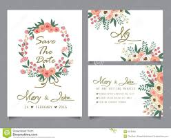 wedding invitation cards templates wedding inspiring wedding wedding invitation card template stock vector image 65702001 on wedding invitation cards templates