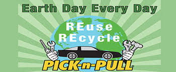 Earth Day 2017 from Pick-N-Pull | 97.7 The River