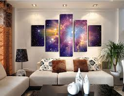 beautiful sky modern giclee canvas prints artwork on no framed canvas printing wall art for home cheap office decorations