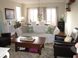 small living room set living room rectangle living room dining room combo with minimalist li