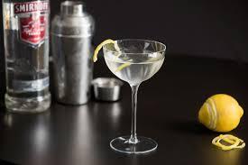 Martini Recipes Vodka Vodka Martini Coctail Recipe How To Make A Vodka Martini