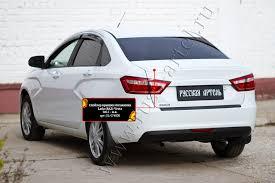 <b>Спойлер крышки багажника</b> для Lada (ВАЗ) Vesta 2015- SL ...
