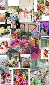flowers wedding decor bridal musings blog: colourful wedding inspiration real bride diary bridal musings wedding blog