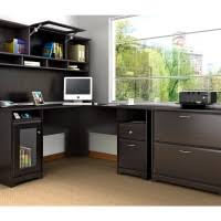 l shaped desk with hutch home office modern black home office furniture of corner black home office chairs