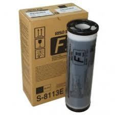 <b>Краска RISO</b> F II <b>черная</b> 1л (о) S-8113E купить с доставкой | Alfa ...