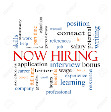 now hiring word cloud concept great terms such as resume now hiring word cloud concept great terms such as resume wage hr and