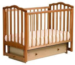 Детская <b>кроватка Кубаньлесстрой</b> АБ 19.2 <b>Жасмин</b> маятник ...