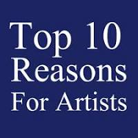 Top 10 Reasons Why Artists Fail with Social Media