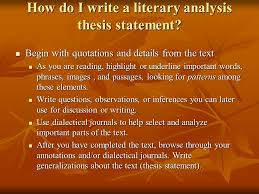 Image titled Write a Thesis Statement  High School Students  Step