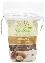 Купить <b>Ватные диски Spa cotton</b> Argan & Cotton, 40 шт. по низкой ...