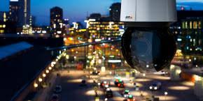 Axis Communications - Leader in <b>network cameras</b> and other IP ...