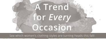 <b>Women's Fall</b> Clothing Trends | Zappos.com