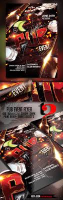 best ideas about event flyers flyer design pub event flyer template
