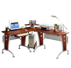 captivating imac computer desk with task lamp and wooden material design for modern home office design ideas captivating home office desktop