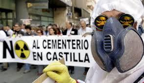 Resultado de imagen de Plataforma contra el Cementerio nuclear en Cuenca