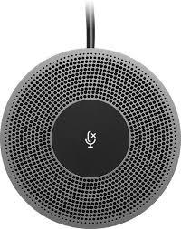 Купить <b>Микрофон LOGITECH</b> MeetUp, черный в интернет ...