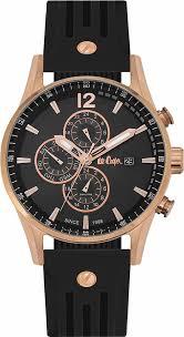 <b>Часы</b> наручные <b>мужские Lee Cooper</b>, цвет: черный. LC06419.451