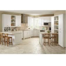 Hampton Bay Kitchen Cabinets Hampton Bay 2x90x2 In Kitchen Cabinet Crown Moulding In Satin