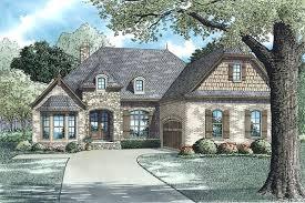 Brick Stone House Plans
