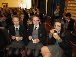 omagh high school swc give ohs pupils food for thought 1931