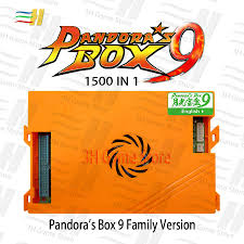 Pandora Box 9 <b>1500</b> in 1 <b>Family</b> Version Game Motherboard and ...