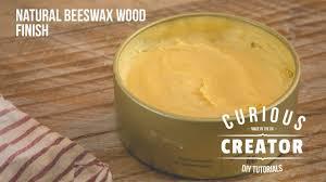 #14 Natural Bees <b>Wax</b> Wood <b>Polish</b> Finish - DIY Curious Creator ...
