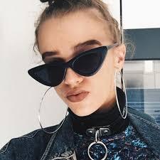 <b>2018 New Fashion</b> Cute Sexy Ladies Cat Eye Sunglasses Women ...