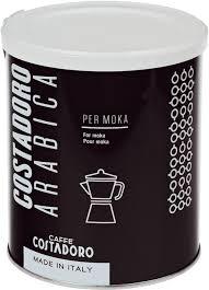 <b>Кофе</b> молотый <b>Costadoro Arabica Moka</b> 250г купить в Москве с ...