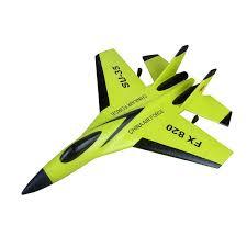 FX-820 Fixed Wing <b>Mini Remote Control Aircraft</b> RC Airplane Plane ...