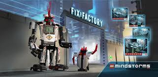 Приложения <b>в</b> Google Play – LEGO® MINDSTORMS® Fix Factory