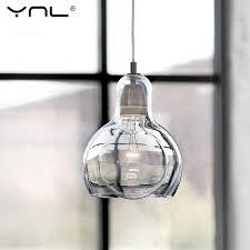 YNL современный Лофт шнур <b>подвесные светильники</b> ...