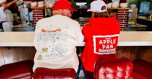 Legendary LA Burger Spot Apple Pan Does <b>a Special Fashion</b> ...