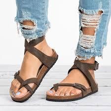 Basic <b>Women Sandals 2020</b> New Women Summer Sandals Plus ...