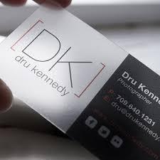 100 pcs/lot <b>custom</b> Transparent PVC visit cards <b>Customized</b> clear ...