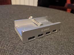 Обзор от покупателя на <b>USB хаб Orico</b> MH4PU — интернет ...