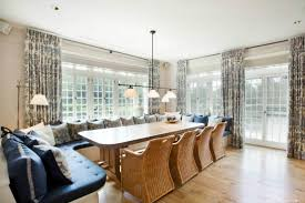 Dining Room Bench Seating Diningroombanquetteseatingwickerchairsbenchseatingblueseat