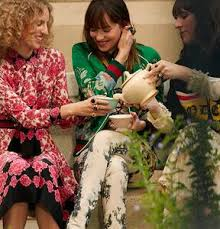 A special <b>look at</b> images captured between takes from the Gucci ...