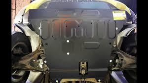 Усиленная <b>защита переднего</b> бампера для Рено Дастер Motodor ...