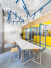 gallery of yuanyang express we co working space mat office 7 baya park company office design