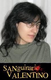 SANguinario VALENTINO, la giuria: Aurora Alicino Domenica scorsa abbiamo presentato Luca Ducceschi uno dei cinque membri della giuria che avrà il compito ... - aurora-alicino-sanguinaria
