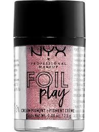 Кремовые <b>пигменты</b>. foil play cream pigment, 2.5 гр <b>NYX</b> ...
